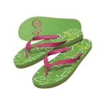 logoflops logoed sandals promotional products