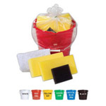 logoed Car Wash Kit