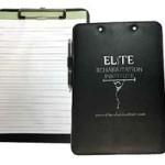 wire clip folder