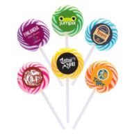 Lollipops logoed