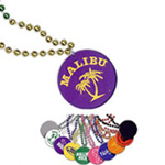 logoed mardi gras gifts