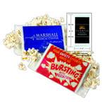 logoed Microwave Popcorn