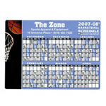 logoed Sport Schedule Magnets