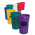 logoed Stadium Cups