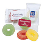 logoed Wrapped Candy & Mints
