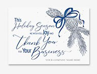 2018 business appreciation holiday cards