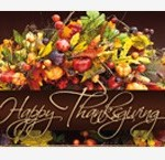 2019 Thanksgiving Holiday cards
